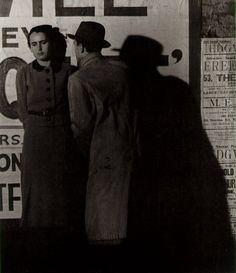 Street Scene, 1940, Bill Brandt