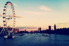 London skyline.  © Laleh Creative All rights reserved.  http://lalehcreative.weebly.com/