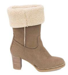 Sara boots – Brown. Eco Vegan Shoes