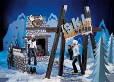 Deck the Halls for a Winter Theme Dance - Let it snow! Our winter decorations and theme kits will have your school chillin' out this Homeco - Homecoming Decorations, Homecoming Themes, Dance Decorations, Winter Decorations, Homecoming Dance, Prom, Vbs Themes, Dance Themes, Deck The Halls