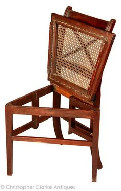 Regency Naval chair