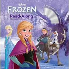 PRIZE: Disney's Frozen Read-Along Storybook and CD | Rachael Ray Show