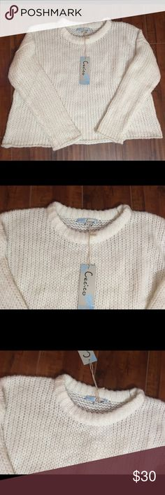 NWT-Super soft Cecico sweater! So soft and warm! Winter must have! Cecico Sweaters Crew & Scoop Necks