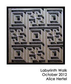43 Best Labyrinth Walk Quilt Colorways Images Labyrinth