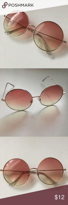 6e37cb1169 Rose Tinted Sunnies Rose Tinted Circle Sunnies torrid Accessories Sunglasses  Sunnies