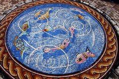 Afbeeldingsresultaat voor bestrating mozaiek