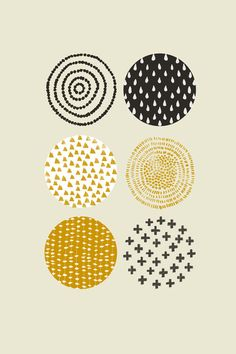 Itsy Bitsy September Rain Art Print by puravidadecor Surface Pattern Design, Pattern Art, Textures Patterns, Print Patterns, Rain Art, Framed Art Prints, Art Inspo, Abstract Art, Illustration Art