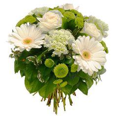 ambassadeur | bouquet rond | pinterest