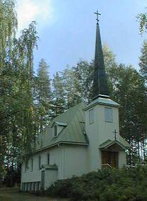 Siilinjärven kirkko