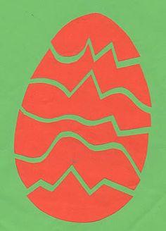 Ostern / BE - Zeichnen, Malen, Basteln in der Volksschule