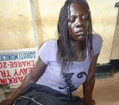 Whispers: Another man disguised as woman to get job as maid ...