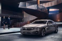 This sleek two door coupe concept, unveiled at the 2013 Villa d'Este Concourso d'Eleganza on Italy's Lake Como shores, could provide the stylistic inspiration for a BMW 8-series return.  The Pininfarina Gran Lusso Coupe is a contemporary four seater created in cooperation between BMW's in-house design team headed by Karim Habib and famed Italian design house Pininfarina.  The car is based on a modified rear-drive BMW 7-series platform and uses the 760i's 6.0-liter, 536-hp turbo V12 for…