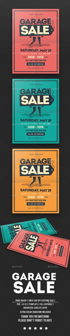 Cyber Sale Flyer | Flyer Template, Flyers And Photoshop