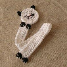Crochet Bookmark Pattern, Crochet Bookmarks, Crochet Books, Crochet Home, Crochet Gifts, Crochet Baby, Knit Crochet, Crochet Patterns, Book Markers