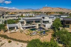 This award winning Blue Heron residence is among the finest of its kind. Remarkable architecture, modern design and a desert contemporary feel frame this exquisite, one of a kind custom home, designed for living, entertaining, and a true luxury experience.