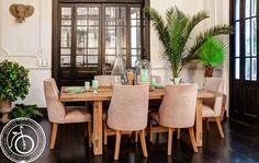 Decora tu comedor de forma única con muebles de diseño con Atelier Central. #comedor #sillas #diseño #online