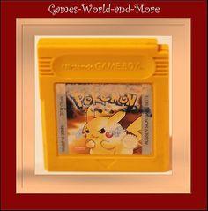 Gameboyspiel Pokemon