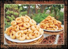rosquetes de limón Tapas, Canary Islands, Queso, Macaroni And Cheese, Shrimp, Ethnic Recipes, Cooking Recipes, Sweets, Deserts