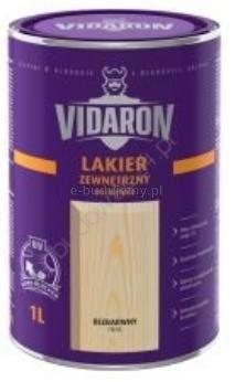 Lakier VIDARON Lakier zewnętrzny do drewna - 10L - satynowy połysk, Sklep internetowy e-budujemy.plhttp://www.e-budujemy.pl/lakiery_vidaron_lakier_zewnetrzny_do_drewna_-_10l_-_satynowy_polysk,27118p
