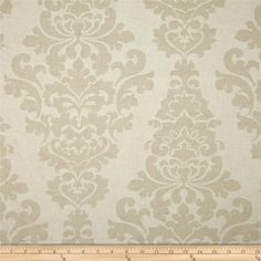 Premier Prints Berlin Blend Cloud/Oatmeal from @fabricdotcom Screen printed on cotton/rayon blend, this fabric has an oatmeal/linen appearance and is very versatile. Perfect for window accents (draperies, valances, curtains and swags), accent pillows, duvet covers, upholstery and other home decor accents. Create handbags, tote bags, aprons and more. *Use cold water and mild detergent (Woolite). Drying is NOT recommended - Air Dry Only - Do not Dry Clean. Colors include white on an oatmeal ...