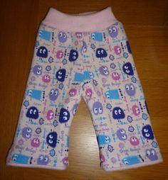 newborn fleece lined trousers
