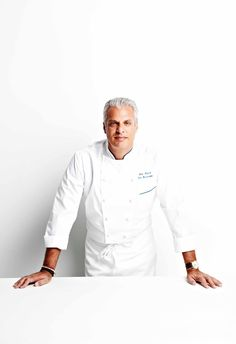 Eric Ripert | Restaurant Le Bernardin - New York | foto Nigel Parry