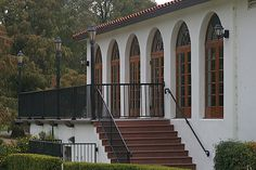 Stewards Boathouse, Fairmont Park, Riverside, CA where Kileys reception will be
