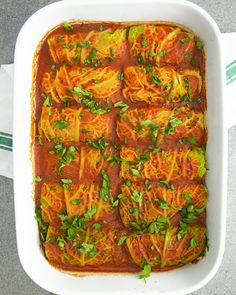 Cabbage Rolls. I've made them for 38 years. Really not that difficult. Give it a go.