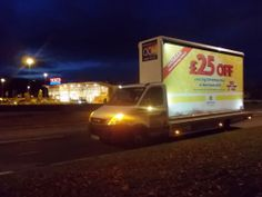 @Morrisons Backlit Advan targeting their #competitor #Tesco #OOH