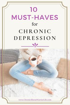 Dealing with chronic depression simply wears me out. I am so glad somebody is standing up and saying that taking a nap is okay. Don't try to deal with your depression without these 10 must-haves. You need to take care of yourself and stop feeling guilty Battling Depression, Living With Depression, Depression Recovery, How To Cure Depression, Overcoming Depression, Dealing With Depression, Depression Symptoms, Mental Health, Reading