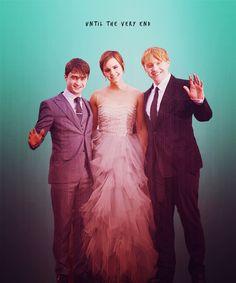 Golden Trio Love