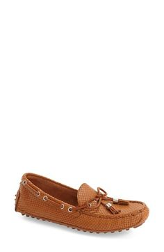 Cole Haan 'Grant' Driving Shoe (Women) available at #Nordstrom