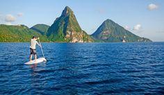 St Lucia Paddleboarding