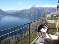 Amazing view from Apartment Varenna, Italy #holiday #Vacasol