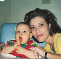 <3 Cam and his mom