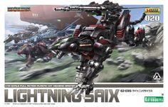 HMM Lightning Saix!