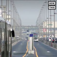 """""""This vertical wind turbine can turn traffic into usable energy https://t.co/kM7Gif7vsi"""""""