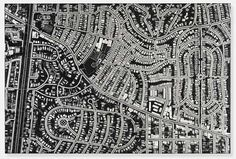 Sculpts Black Scalpel Cityscapes | Damien Hirst