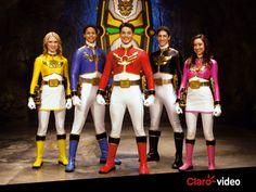 Quem curte Power Rangers? Você vai curtir também esses novos heróis em Power Rangers Megaforce
