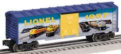 Lionel Trains 6-29944 Art Boxcar Classic Art Boxcar Series