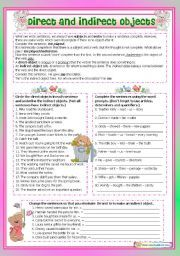 direct and indirect speech worksheets for grade 6 Google