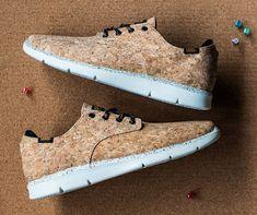 """Vans Prelow """"Cork"""" - OTW 2014 Vans covered in actual cork"""