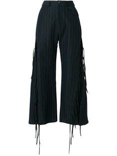 DAMIR DOMA . #damirdoma #cloth # Damir Doma, Wide Leg Trousers, Black Cotton, Harem Pants, Sweatpants, Legs, Pearls, Blue, Shopping