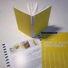 sous-le-soleil-exactement-carnets, julie-auzillon, ateliers-de-paris…
