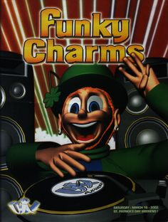 Funky Charms 3 - Saturday, May 16, 2002. Cleveland, Ohio