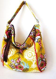 Velveteen bag... What a cool bag.
