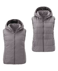 WOMEN REVERSIBLE VEST  FW2013