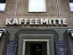 Kaffeemitte in Berlin, Berlin