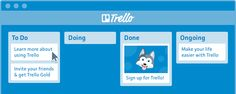 The official Getting Started Guide for Trello full of everything you need to know to get you and your team organized.