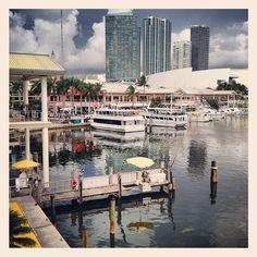 Miami Florida, Miami Beach, Florida Keys, Bayside Miami, Miami Images, Waterfront Restaurant, Magic City, Ocean Drive